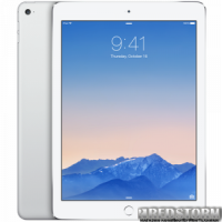 Apple A1567 iPad Air 2 Wi-Fi 4G 128GB (MGWM2TU/A) Silver