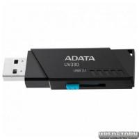 USB флеш накопитель 32Gb A-Data UV330 (AUV330-32G-RBK) Black