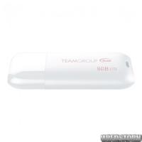 Флеш-накопитель USB 8GB Team C173 Pearl White (TC1738GW01)