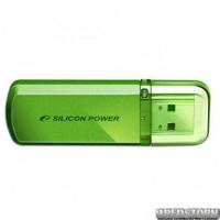USB флеш накопитель 64Gb Silicon Power Helios 101 (SP064GBUF2101V1N) Green