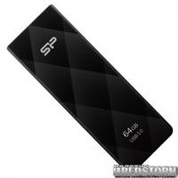 Silicon Power Blaze B20 64GB Black (SP064GBUF3B20V1K)