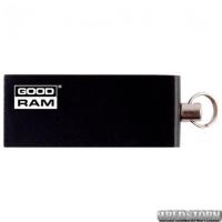 Флеш-накопитель USB 64GB GOODRAM UCU2 (Cube) Black (UCU2-0640K0R11)