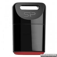 USB флеш накопитель 32Gb Silicon Power Touch T06 (SP032GBUF2T06V1K) Black