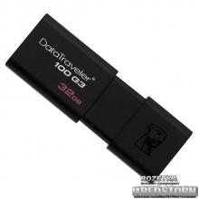 Kingston DataTraveler 100 G3 32GB USB 3.0 (DT100G3/32GB)