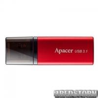 USB флеш накопитель Apacer 32GB AH25B Red USB 3.1 Gen1 (AP32GAH25BR-1)