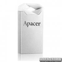 Флеш накопитель Apacer 32GB AH111 Crystal (AP32GAH111CR-1)