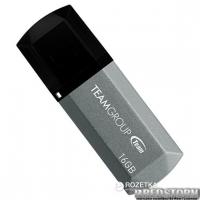 Team C153 USB 2.0 16GB Silver (TC15316GS01)