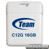 Team C12G 16Gb White (TC12G16GW01)