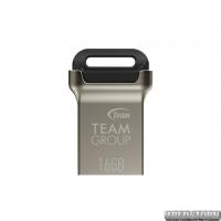 Флеш-накопитель USB3.0 16Gb Team C162 Metal (TC162316GB01)