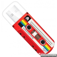 Verbatim Store 'n' Go Mini Cassette Edition 32GB Red (49392)
