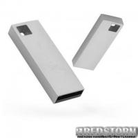USB флеш накопитель 16Gb Exceleram U1 Series (EXP2U2U1S16) Silver