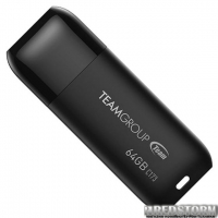 Team C173 USB 2.0 64GB Pearl Black (TC17364GB01)