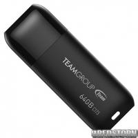 Team C173 USB 2.0 64GB Pearl Black (TC17364GB01)