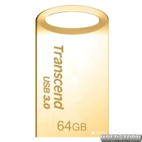Transcend JetFlash 710 64GB USB 3.0 Gold (TS64GJF710G)