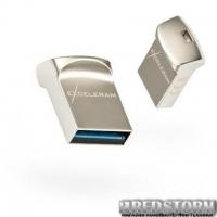 USB флеш накопитель eXceleram 16GB U7M Series Silver USB 3.1 Gen 1 (EXU3U7MS16)