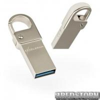 USB флеш накопитель eXceleram 32GB U6M Series Silver USB 3.1 Gen 1 (EXU3U6MS32)