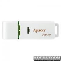 USB флеш накопитель Apacer 16GB AH358 White USB 3.0 (AP16GAH358W-1)
