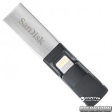 SanDisk iXpand USB 3.0 / Lightning Apple 64GB (SDIX30N-064G-GN6NN)