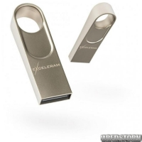 USB флеш накопитель 16Gb Exceleram U5 Series (EXP2U2U5S16) Silver
