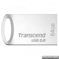 USB флеш накопитель 64Gb Transcend JetFlash 710 (TS64GJF710S) Silver