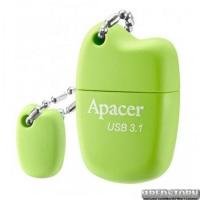 USB флеш накопитель 32Gb Apacer AH159 (AP32GAH159G-1) Green