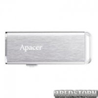 USB флеш накопитель Apacer 32GB AH33A Silver USB 2.0 (AP32GAH33AS-1)