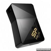 USB флеш накопитель 8Gb Silicon Power Jewel J08 (SP008GBUF3J08V1K) Black
