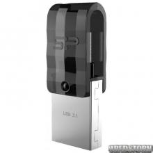 USB Type-C флеш накопитель 128GB Silicon Power Mobile C31 (SP128GBUC3C31V1K)
