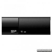 USB флеш накопитель 16Gb Silicon Power Ultima U05 (SP016GBUF2U05V1K) Black