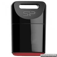Флеш накопитель SILICON POWER 16GB Touch T06 Black (SP016GBUF2T06V1K)