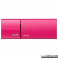 USB флеш накопитель 64Gb Silicon Power Ultima U05 (SP064GBUF2U05V1H) Peach