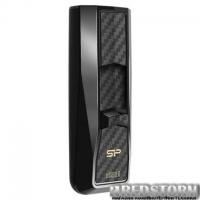 USB флеш накопитель Silicon Power 32Gb Blaze B50 Black USB 3.0 (SP032GBUF3B50V1K)
