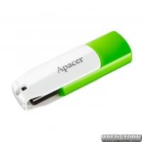 Apacer AH335 16GB Green-White (AP16GAH335G-1)