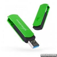 USB флеш накопитель 16Gb Exceleram P2 Series (EXP2U3GRB16) Green/Black