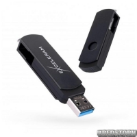 USB флеш накопитель 16Gb Exceleram P2 Series (EXP2U3BB16) Black/Black
