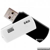 Goodram UCO2 64GB Black-White (UCO2-0640KWR11)