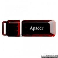 USB флеш накопитель 32Gb Apacer AH321 (AP32GAH321R-1) Red
