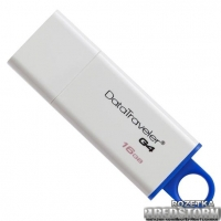 Kingston DataTraveler I G4 16GB (DTIG4/16GB)