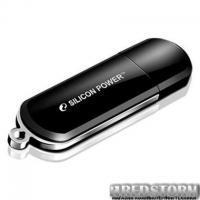 USB флеш накопитель Silicon Power 16Gb LuxMini 322 (SP016GBUF2322V1K)