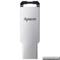 USB флеш накопитель 32Gb Apacer AH310 Metal (AP32GAH310S-1) Silver