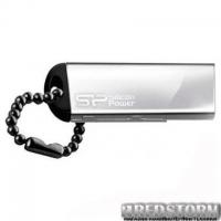 USB флеш накопитель Silicon Power 32GB Touch 830 Silver USB 2.0 (SP032GBUF2830V3S)
