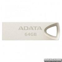 USB флеш накопитель 64Gb A-Data UV210 (AUV210-64G-RGD) Gold