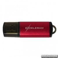 USB флеш накопитель 8Gb Exceleram A3 Series (EXA3U2RE08) Red