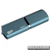 USB флеш накопитель Silicon Power 64Gb MARVEL M50 Aqua Blue USB3.0 (SP064GBUF3M50V1B)