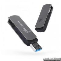 USB флеш накопитель 16Gb Exceleram P2 Series (EXP2U3GB16) Gray/Black