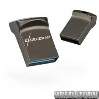 USB флеш накопитель eXceleram 32GB U7M Series Dark USB 3.1 Gen 1 (EXU3U7MD32)