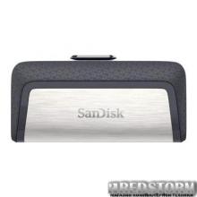 USB флеш накопитель SANDISK 256GB Ultra Dual Drive USB 3.1 Type-C (SDDDC2-256G-G46)