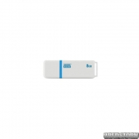 Флеш-накопитель USB 8GB GOODRAM UMO2 White (UMO2-0080W0R11)