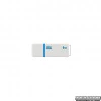 Флеш-накопитель USB 8GB GOODRAM UMO2 White (UMO2-0080W0R11)