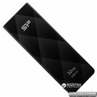 Silicon Power Blaze B20 32GB Black (SP032GBUF3B20V1K)